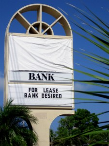 Bankers banking on their banking future…