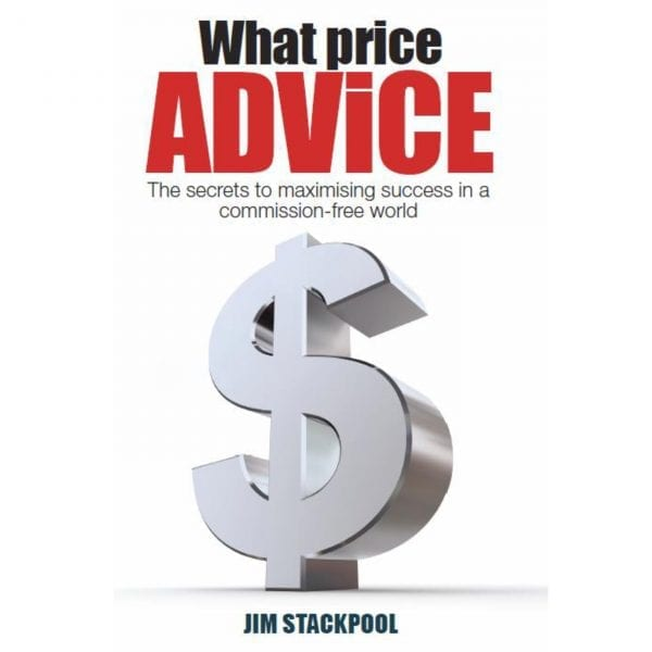 What Price Advice by Jim Stackpool