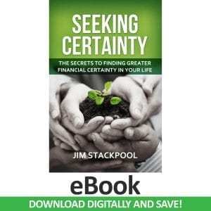 Seeking Certainty (eBook version) by Jim Stackpool