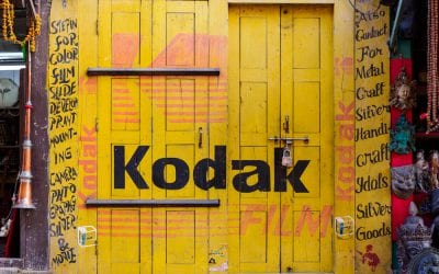 What I learned about financial advice from Kodak