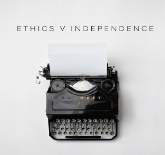 ETHICAL V INDEPENDENT FINANCIAL ADVICE