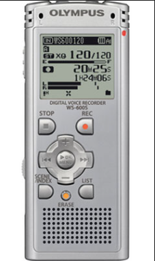 Why the adviser's voice recorder is the surgeon's scalpel