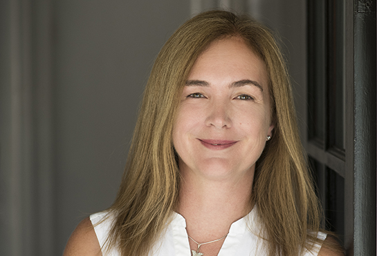 Julie Hautot of Hywood Partners