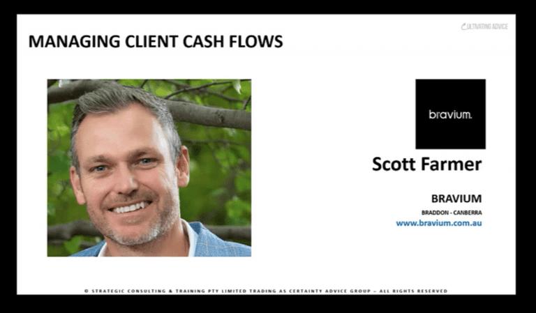 Scott Farmer – Managing Cash Flow for Certainty Clients